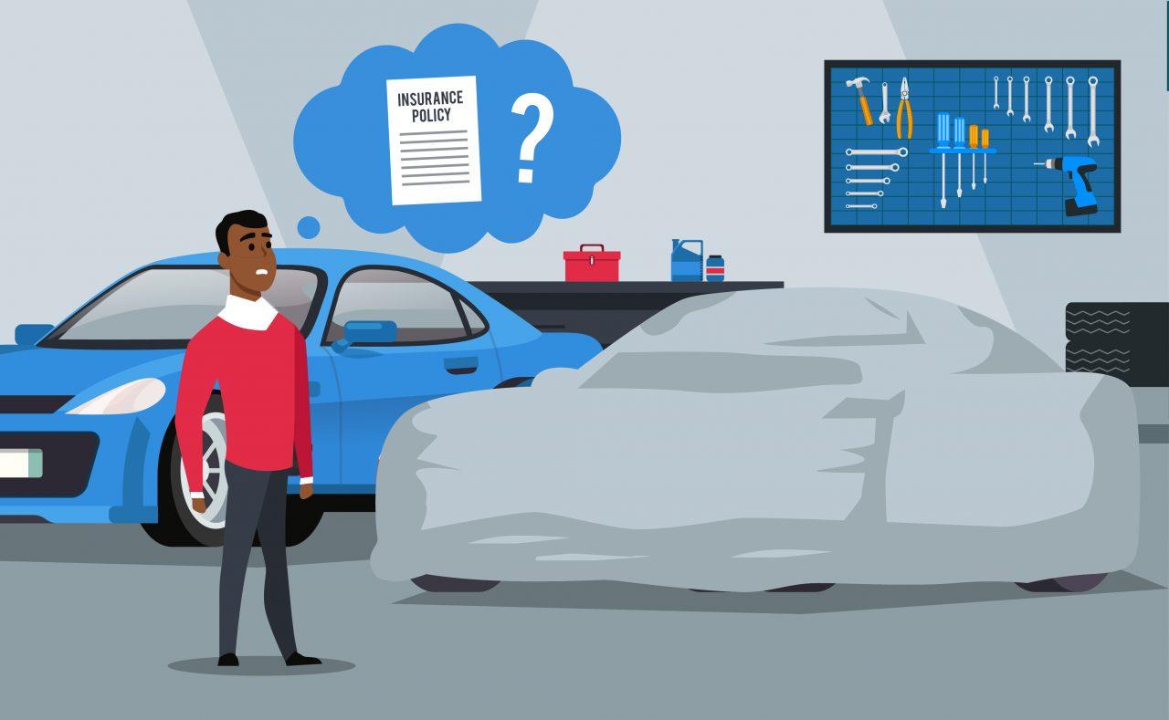 Do I need insurance if I don't drive my car